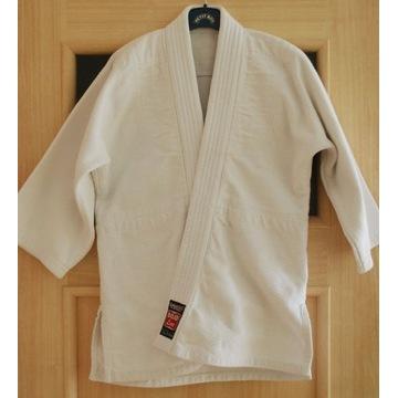 Kimono, plecionka Danhro, judo, aikido 7-9 lat