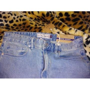 Spodnie nowe damskie S (30) NEXT