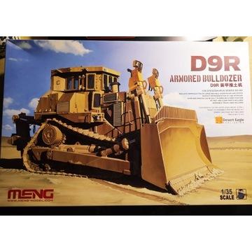 Meng Model SS002 D9R Armored Buldozer