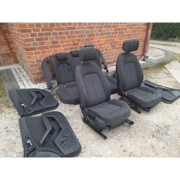 Komplet foteli boczki kanapa audi a6 c7 4k
