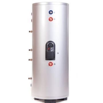 Zasobnik, wymiennik, boiler 300l nierdzewny 2 coil