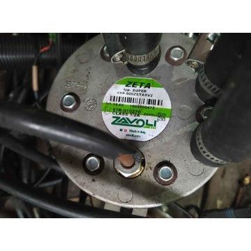 Instalacja LPG butla 50l Toyota rav 4 2,4b OMVL