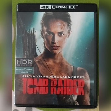 TOMB RAIDER 4K UHD/BD