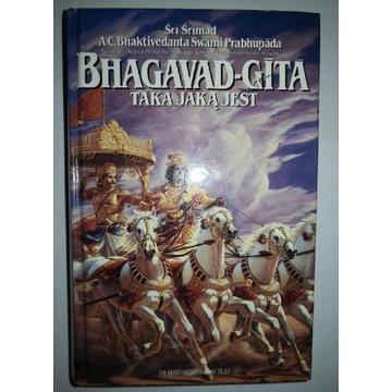 Bhagavad-Gita taka jaką jest