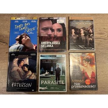 Parasite i inne - kolekcja filmów na DVD
