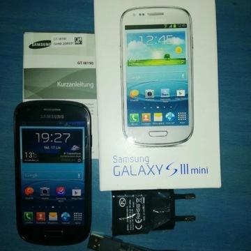Samsung S3 Mini (komplet)