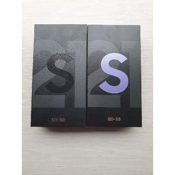 Samsung S21+ 5G 256gb 2 kolory Najtaniej+Gratisy