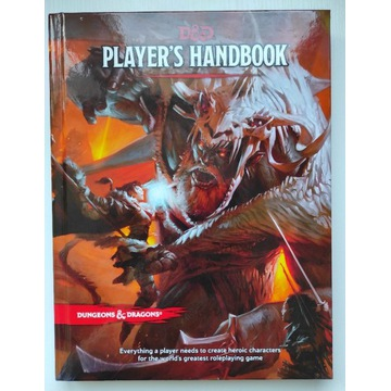 Dungeons & Dragons Player's Handbook (ENG)