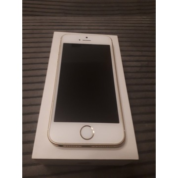 Iphone SE 32 GB Gold super stan