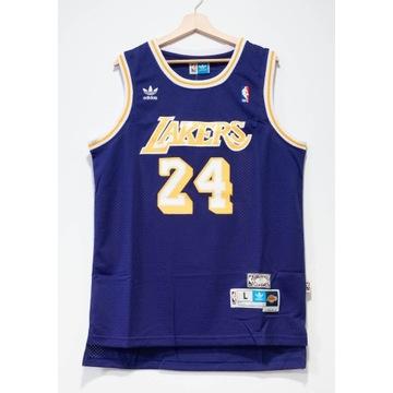 Koszulka NBA, koszykówka, Lakers, Bryant, roz. L