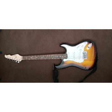 Vision gitara electryczna