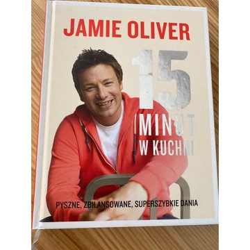 Jamie Oliver 15 minut w kuchni