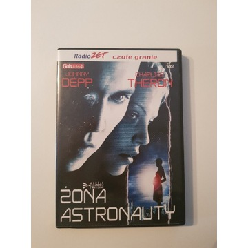 Film DVD Żona Astronauty
