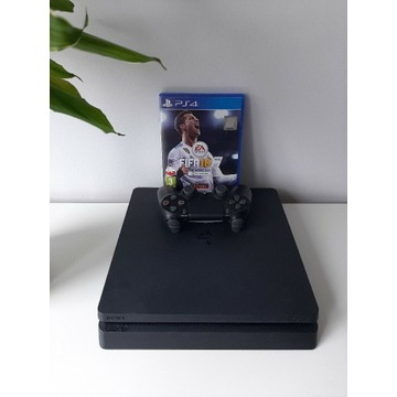 TANIO! PS 4 PlayStation 4 Slim 500GB pad FIFA
