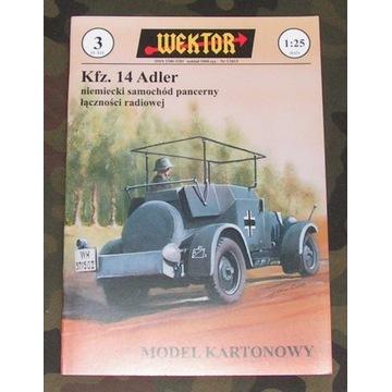 WEKTOR - Kfz.14 Adler