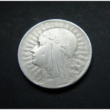 5 złotych 1934 Głowa Kobiety