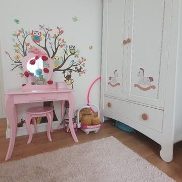 Meble dziecięce - Zestaw Pinio Parole + Woodies!