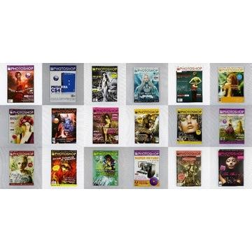 .psd PHOTOSHOP Magazyn dla grafików + FREE photo