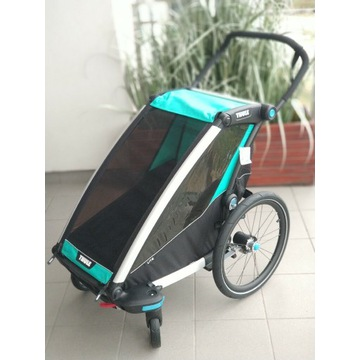 NOWA przyczepka rowerowa Thule Chariot Lite 1
