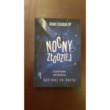 Adam Szustak, Nocny złodziej