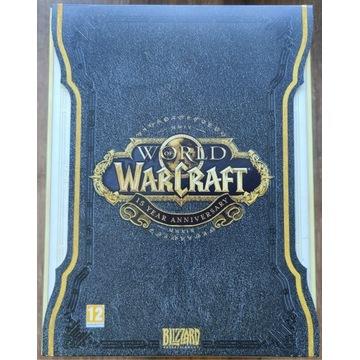 World of Warcraft 15th Anniversary Kolekcjonerka
