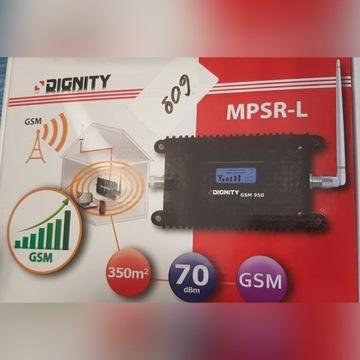 Wzmacniacz GSM 350m MPSR-L 890-915MHz/935/960MHz