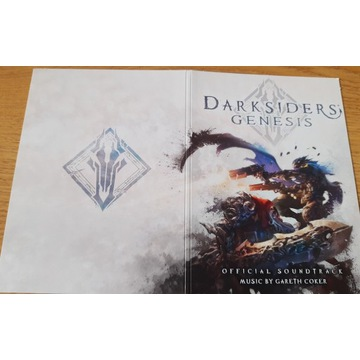 Darksiders Genesis PS4 Xbox One PC Soundtrack nowy