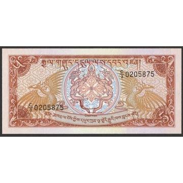 Bhutan 5 ngultrum 1990 - stan bankowy UNC