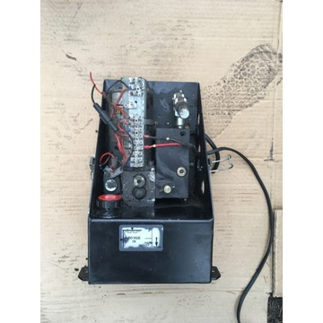 Agregat Hydrauliczny Pompa Zasilacz 0,5 kW 12V