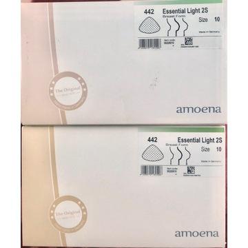 Amoena Essential Light 2S, r. 10, protezy piersi
