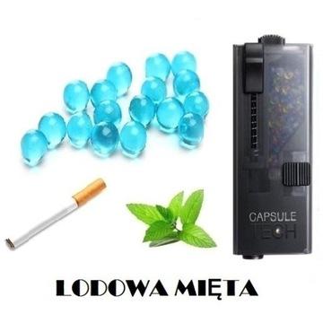 LODOWA MIĘTA kulki smakowe do papierosów APLIKATOR