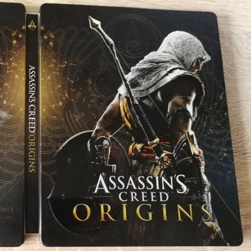 Kolekcjonerski SteelBook Assassin's Creed Origins