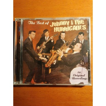 JOHNNY AND THE HURRICANES THE BEST OF NOWA CD