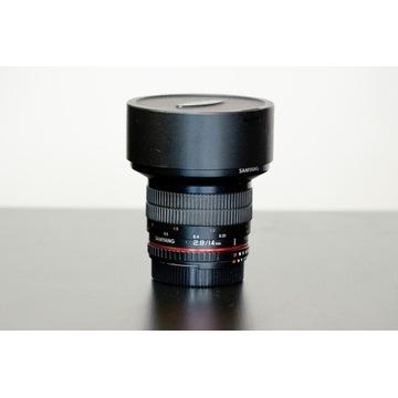 Samyang 14 mm f/2.8 ED AS IF UMC (Nikon)