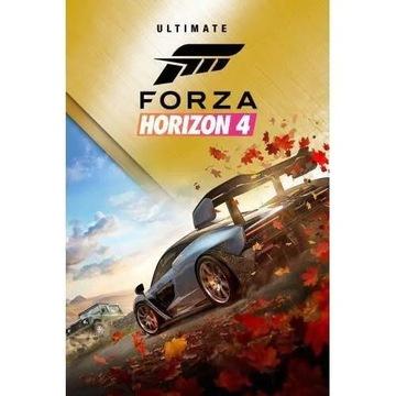 Forza Horizon 4 ULTIMATE + DLC PC PL  NOWE KONTO