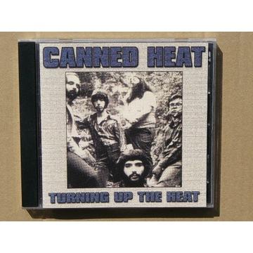 Canned Heat - Turning Up the Heat 2000 wyd.UK