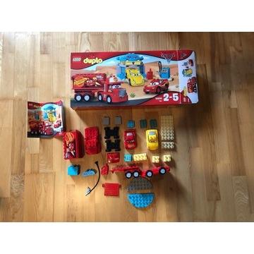 Lego Duplo 10846 - Cars - Kawiarnia Flo