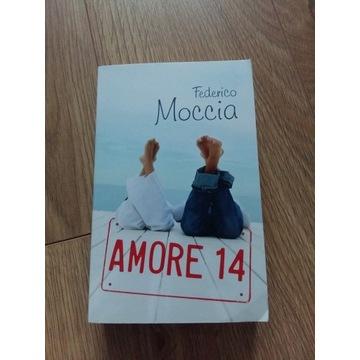 Federico Moccia pakiet 3 ksiazek