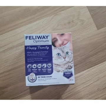 Feliway Optimum Fermony Dla Kotow Dyfuzor+Wklad