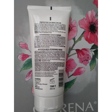 CLARENA Sensi Calming Cream Sensitive Krem