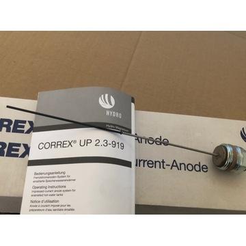Anoda tytanowa Correx 200mm