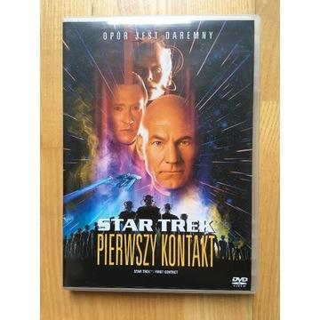 Star Trek. Pierwszy Kontakt (DVD)