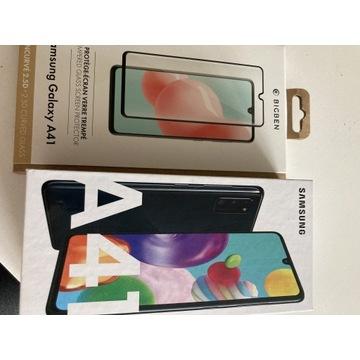 Samsung galaxy a 41 nowy +szkiełko