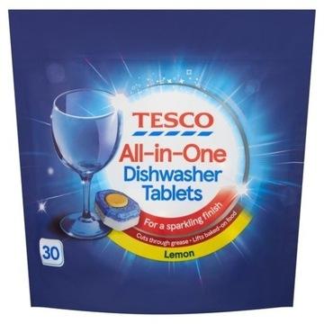 Tesco Irlandia tabletki do zmywarki 600szt20×30szt