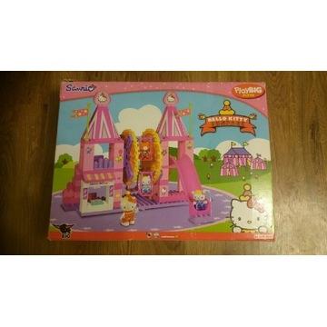 Klocki PlayBig BLOXX Hello Kitty duży zestaw