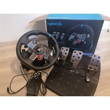 Kierowca logitech g29 PC/PS3/4