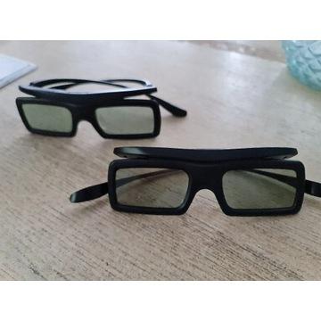 Okulary 3D do TV Samsung