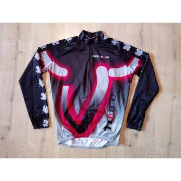 Giordana Red Bull koszulka rowerowa kolarska r. L