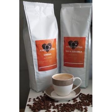 Kawa Crema z Polskiej palarni