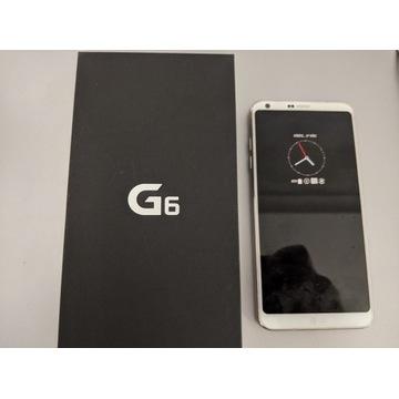 LG G6 - Biały